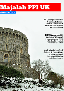 Majalah PPI UK