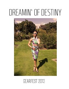 USC GearFest 2013 - Dreamin' of Destiny Spring 2013