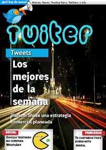 Twitter Magazine