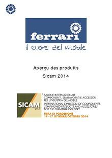 A. Ferrari SpA - SICAM 2014