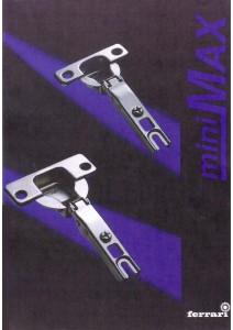 Minimax hinges