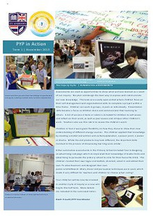 PYP in Action Newsletter