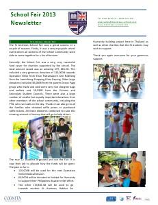 School Fair FUNdraise