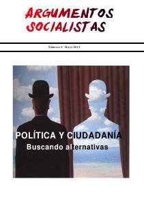 Argumentos Socialistas Nº 0 MAYO 2013