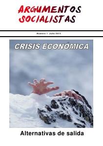Argumentos Socialistas Nº 1 JULIO 2013