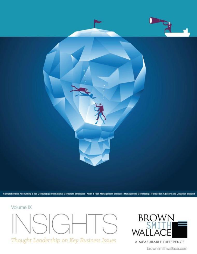 Insights Magazine Volume IX