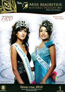 Miss Mauritius 2013