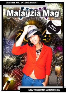 Malayzia Mag The NEW YEAR Issue