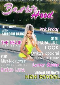 Barbiehood magazine May 18 2013