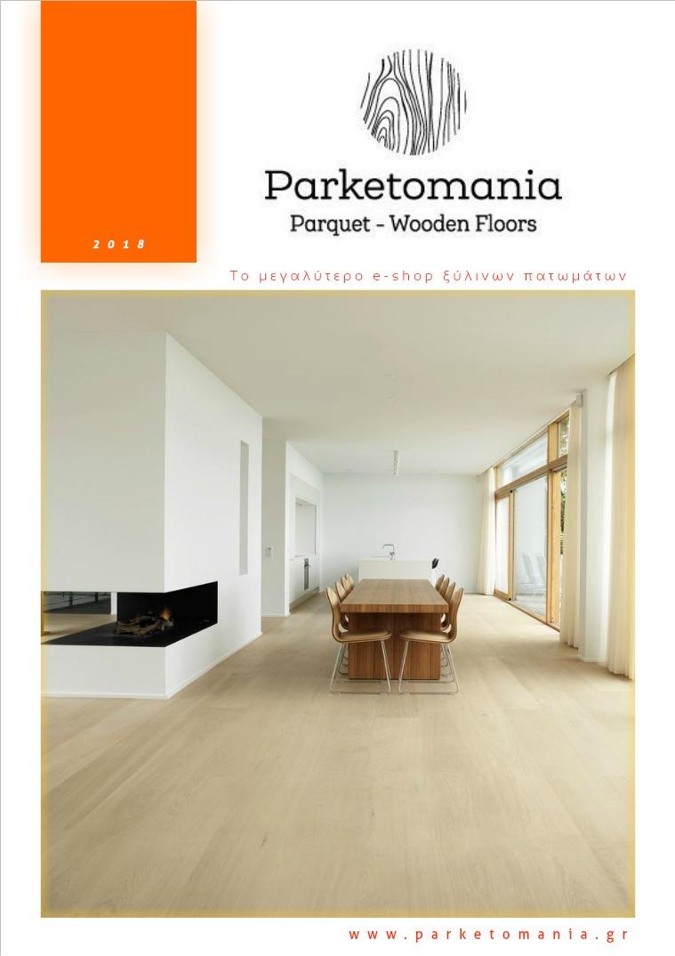 PARKETOMANIA MAG 1