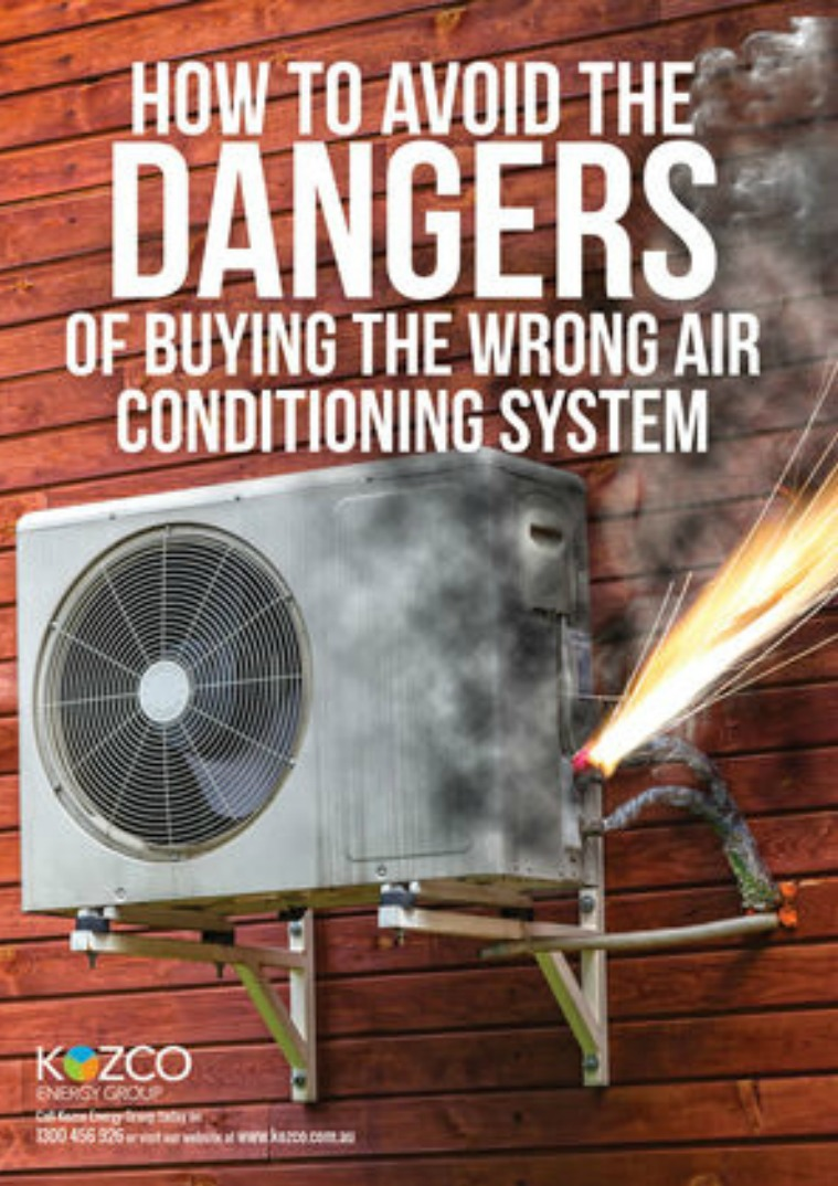Two - Air Conditioning Systems