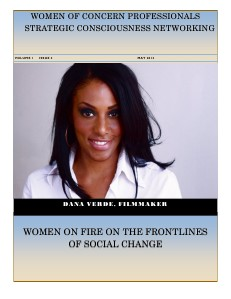 Women of Concern Professionals Strategic Consciousness Networking Vol 1 Issue 3