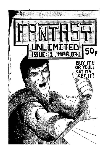 Fantasy Unlimited Issue 1 March 1987
