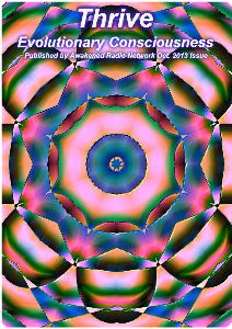 Thrive; Evolutionary Consciousness Oct 2013