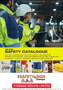 Safety Sign Catalogue 2020
