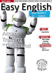 Easy English with Teacher J