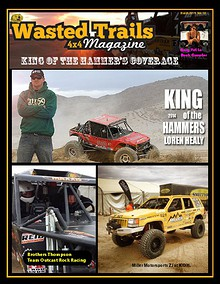 Wasted Trails magazine