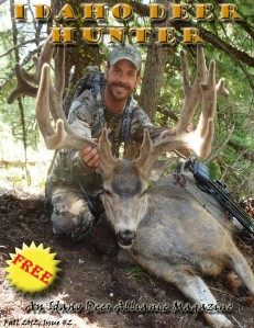 Idaho Deer Hunter Magazine Fall 2012, Issue #2