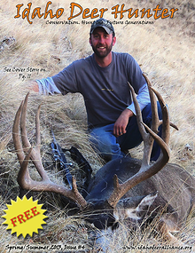Idaho Deer Hunter Magazine