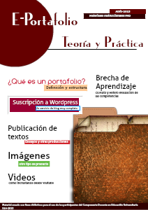 Materiales Instruccionales PAD ¿Como crear tu E-Portafolio? Abr-2013