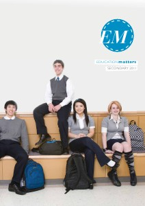 Education Matters Secondary Edition, 2011