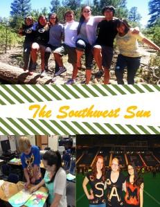 The Southwest Sun July, 2013