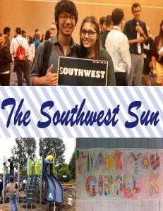 The Southwest Sun August, 2013