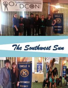 The Southwest Sun April, 2013