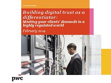 Building digital trust as a differentiator
