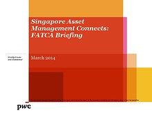 PwC Singapore AM Connects