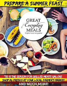 Great Everyday Meals Magazine | By Momma Cuisine