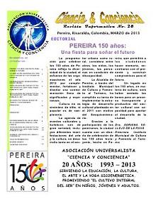REVISTA INFORMATIVA CIENCIA Y CONCIENCIA No. 28
