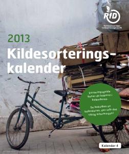Kildesorteringskalender 2013 Kalender 4