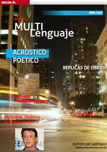 Multilenguaje 21 2013