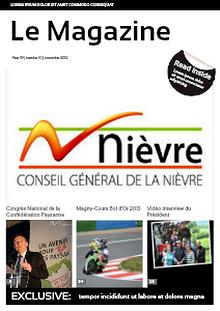 Le Magazine du Département de la Nièvre
