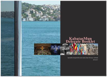 KabatasMun Delagate Handbook (A 2012)