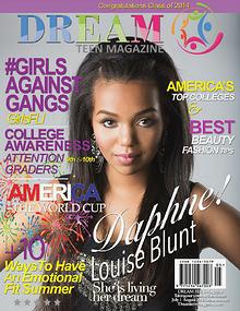 DREAM TEEN Magazine