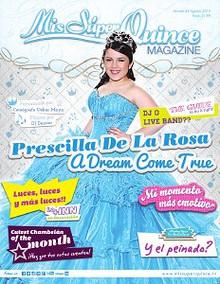 Mis Súper Quince Magazine