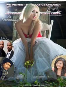 Independent Artist Magazine August/September 2013