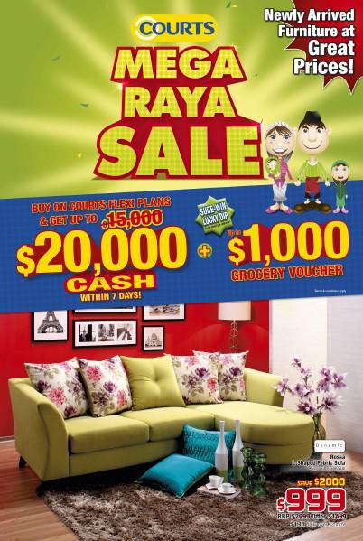 Courts Catalogue Megaraya Furniture Deals Joomag Newsstand