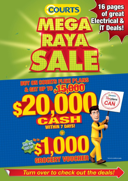 MegaRaya - Electrical & IT Deals!
