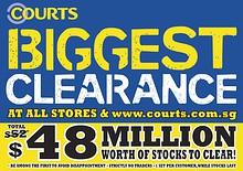 Courts Catalogue