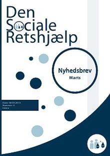 Nyheds magasin Internt: Den Sociale Retshjælp