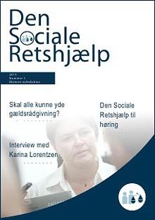 Den Sociale Retshjælp Eksternt Nyhedsbrev