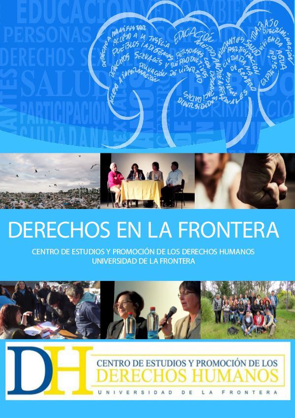 Boletín Derechos en La Frontera Diciembre 2016