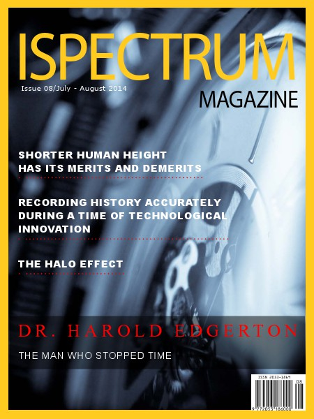 Ispectrum Magazine #08