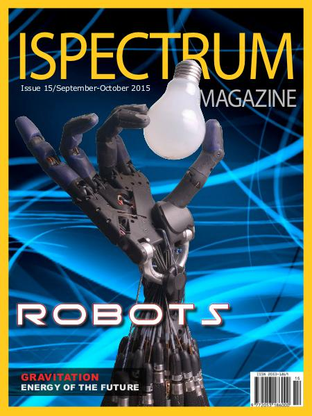 Ispectrum Magazine #15