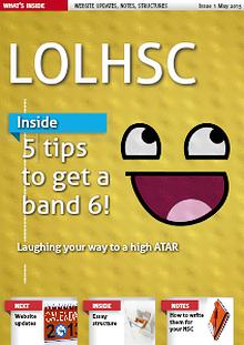 LOLHSC Volume 1