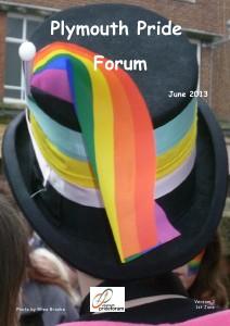 Plymouth Pride Forum June 2013