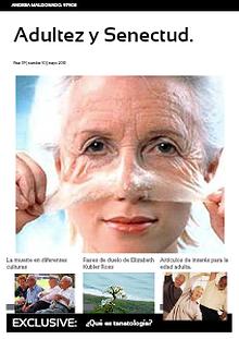 Revista de Adultez y Senectud